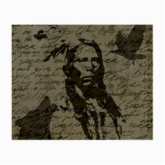 Indian chief Small Glasses Cloth