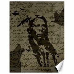 Indian chief Canvas 18  x 24