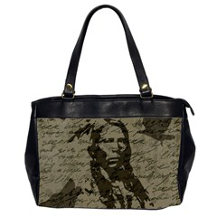 Indian chief Office Handbags (2 Sides)