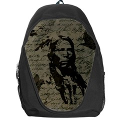 Indian Chief Backpack Bag