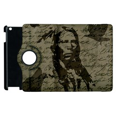 Indian chief Apple iPad 2 Flip 360 Case