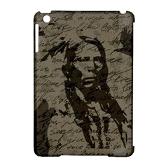 Indian chief Apple iPad Mini Hardshell Case (Compatible with Smart Cover)