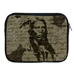 Indian chief Apple iPad 2/3/4 Zipper Cases