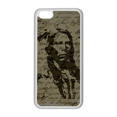Indian chief Apple iPhone 5C Seamless Case (White)