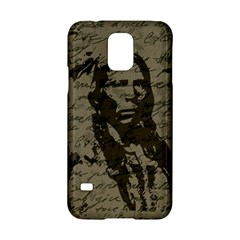 Indian chief Samsung Galaxy S5 Hardshell Case