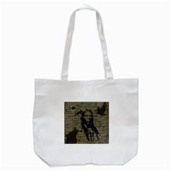 Indian chief Tote Bag (White)