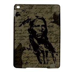 Indian chief iPad Air 2 Hardshell Cases