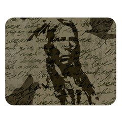 Indian chief Double Sided Flano Blanket (Large)