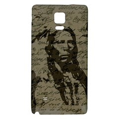 Indian chief Galaxy Note 4 Back Case