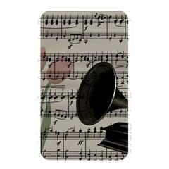 Vintage music design Memory Card Reader
