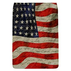 Vintage American flag Flap Covers (S)