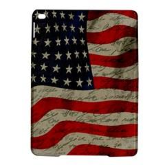 Vintage American flag iPad Air 2 Hardshell Cases