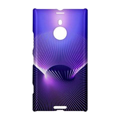 Abstract Fractal 3d Purple Artistic Pattern Line Nokia Lumia 1520