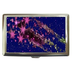 Stars Abstract Shine Spots Lines Cigarette Money Cases