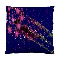 Stars Abstract Shine Spots Lines Standard Cushion Case (two Sides)