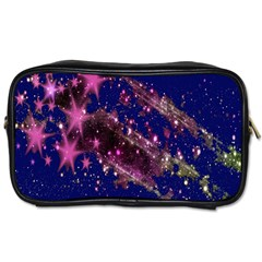 Stars Abstract Shine Spots Lines Toiletries Bags 2-Side