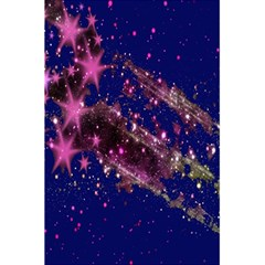 Stars Abstract Shine Spots Lines 5.5  x 8.5  Notebooks