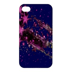 Stars Abstract Shine Spots Lines Apple iPhone 4/4S Hardshell Case