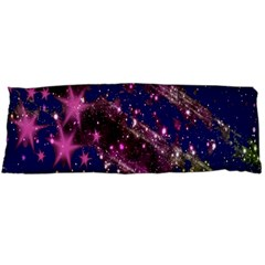 Stars Abstract Shine Spots Lines Body Pillow Case Dakimakura (Two Sides)