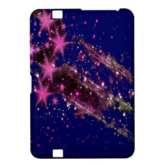 Stars Abstract Shine Spots Lines Kindle Fire HD 8.9