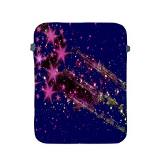 Stars Abstract Shine Spots Lines Apple iPad 2/3/4 Protective Soft Cases