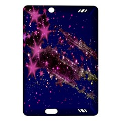 Stars Abstract Shine Spots Lines Amazon Kindle Fire HD (2013) Hardshell Case