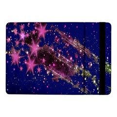 Stars Abstract Shine Spots Lines Samsung Galaxy Tab Pro 10 1  Flip Case