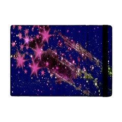 Stars Abstract Shine Spots Lines iPad Mini 2 Flip Cases