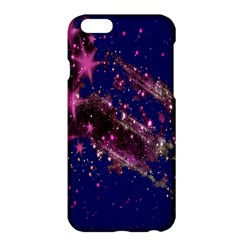 Stars Abstract Shine Spots Lines Apple iPhone 6 Plus/6S Plus Hardshell Case