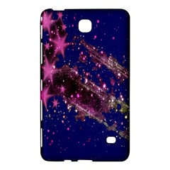 Stars Abstract Shine Spots Lines Samsung Galaxy Tab 4 (8 ) Hardshell Case
