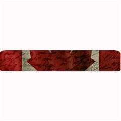 Canada flag Small Bar Mats