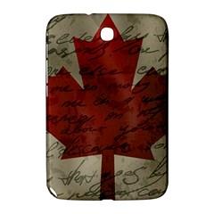 Canada flag Samsung Galaxy Note 8.0 N5100 Hardshell Case