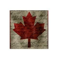 Canada flag Satin Bandana Scarf