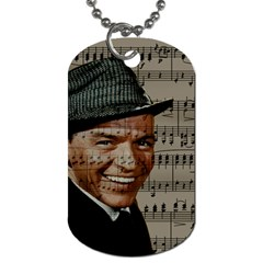 Frank Sinatra  Dog Tag (One Side)