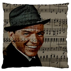 Frank Sinatra  Large Cushion Case (Two Sides)