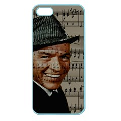 Frank Sinatra  Apple Seamless iPhone 5 Case (Color)