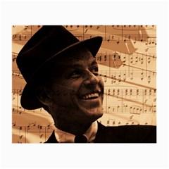 Frank Sinatra  Small Glasses Cloth (2-Side)