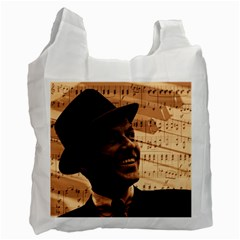 Frank Sinatra  Recycle Bag (One Side)