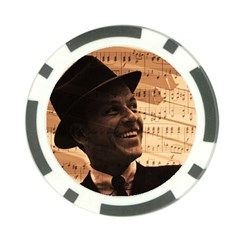 Frank Sinatra  Poker Chip Card Guard (10 pack)