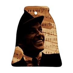 Frank Sinatra  Ornament (Bell)