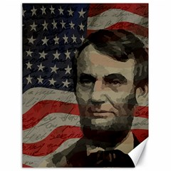 Lincoln day  Canvas 18  x 24