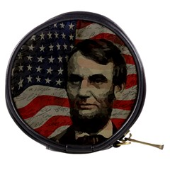 Lincoln day  Mini Makeup Bags