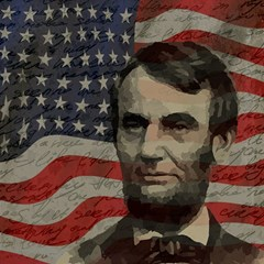 Lincoln day  Magic Photo Cubes