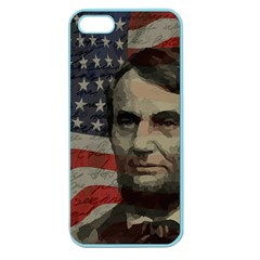 Lincoln day  Apple Seamless iPhone 5 Case (Color)