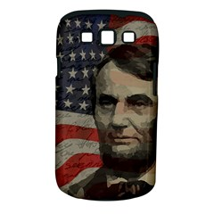 Lincoln day  Samsung Galaxy S III Classic Hardshell Case (PC+Silicone)
