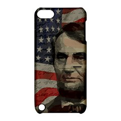 Lincoln day  Apple iPod Touch 5 Hardshell Case with Stand