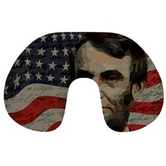 Lincoln Day  Travel Neck Pillows