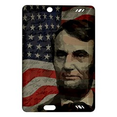 Lincoln day  Amazon Kindle Fire HD (2013) Hardshell Case
