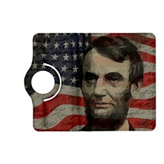 Lincoln day  Kindle Fire HD (2013) Flip 360 Case