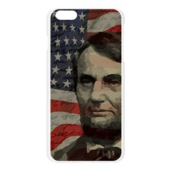Lincoln day  Apple Seamless iPhone 6 Plus/6S Plus Case (Transparent)